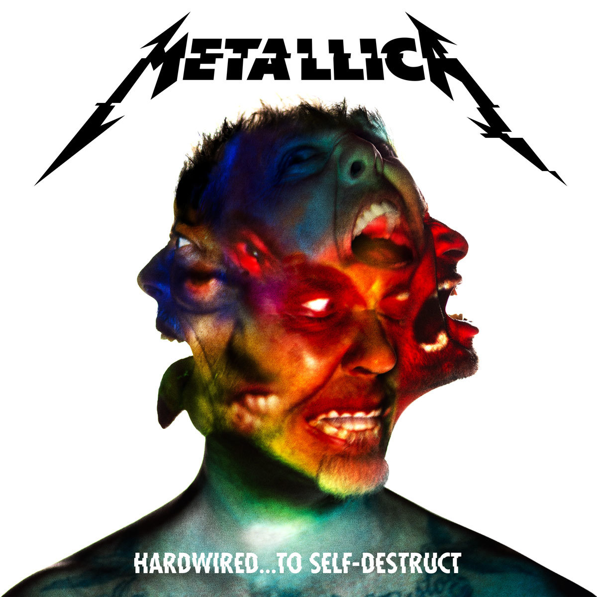 Front cover of Hardwired... To Self-Destruct