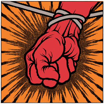 Front cover of St. Anger